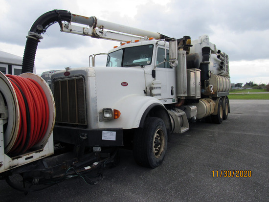 2007 Peterbilt Cab & Chassis