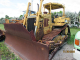 1988 Caterpillar Bulldozer