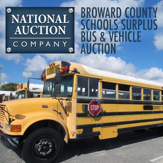The School Board of Broward County Surplus