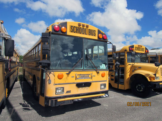 2001 Thomas School Bus