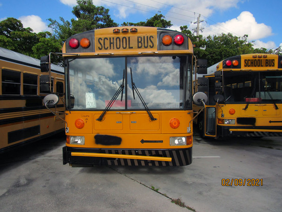 2001 International School Bus