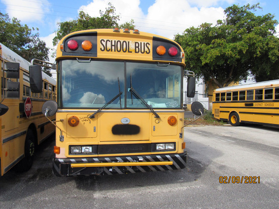 2003 Blue Bird School Bus