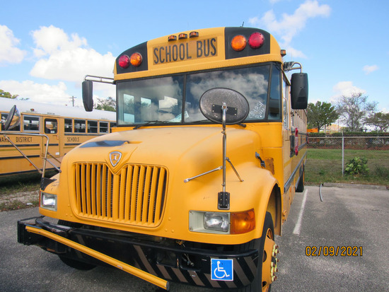 2006 International School Bus