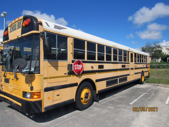 2009 International School Bus