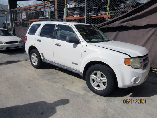 2008 Ford Escape Hybrid