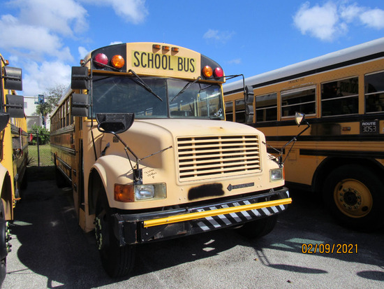 1997 International School Bus