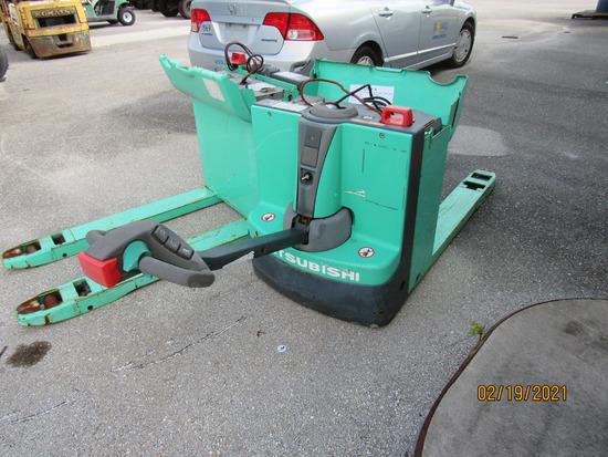 Mitsubishi Battery Powered Pallet Jack
