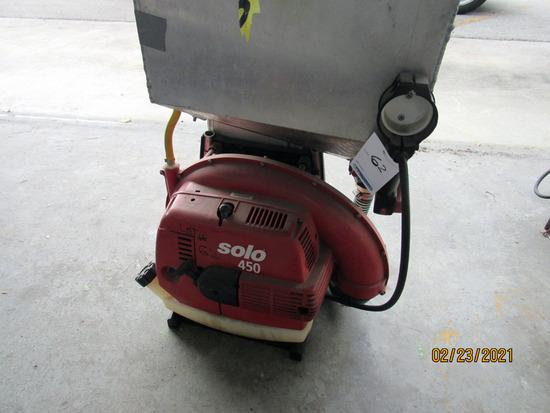 Solo 450 Blower