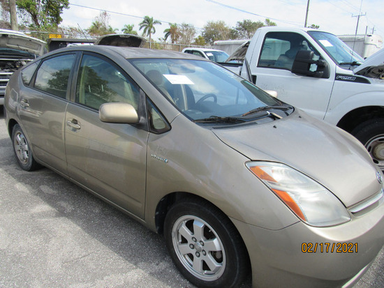 2007 Toyota Prius Hybrid