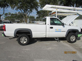 2004 Chevrolet 2500 Series HD Pickup Truck