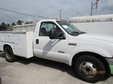 2005 Ford F-350 Super-Duty Utility Truck