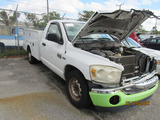 2007 Dodge 2500 Series Pickup Truck