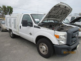 2012 Ford F-250 Super-Duty Cab & Chassis