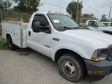 2004 Ford F-350 Super Duty Utility Truck