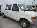 2006 Ford E-150 Cargo Van