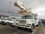 2001 International Harvester 4700 Cab & Chassis Aerial Truck