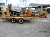 1986 STM Equipment Trailer