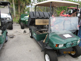 2004 EZ Go Workhorse Utility Cart