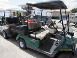 2008 Yamaha Adventurer One Golf Cart