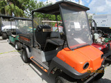 2009 Husquarvna Model 4210 GXP Utility Cart