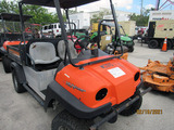 2009 Husquarvna Model 4313 GXP Utility Cart