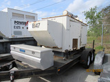 2006 Tandem-Axle TWPR Trailer & Emergency Generator