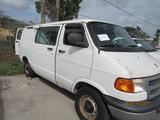2001 2500 Series Dodge Ram Van