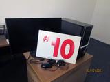 Desktop Computer & ASUS Monitor