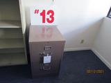 2-Drawer Legal Filing Cabinet