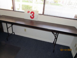 Long Folding Table