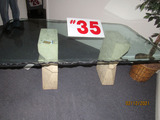Glasstop Conference Table & Base