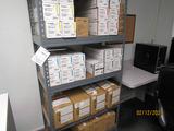 (3) Metal Storage Racks