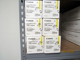(6) Canon Image Press Toner Cartridges (TO2-Yellow)