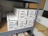 (5) Canon Image Press Toner Cartridges (TO2-Black)