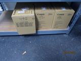 (3) Canon Waste Toner Boxes