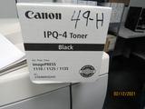 (1) Canon Image Press Toner Cartridge (1PQ-4 - Black)