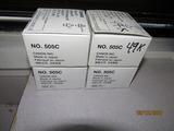 (4) Boxes Canon #505C Staples