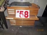 Plate Storage Cabinet