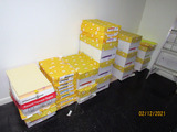 Assorted Cases of Paper