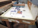Material Work Cart