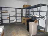 (16) Sections Heavy-Duty Shelving