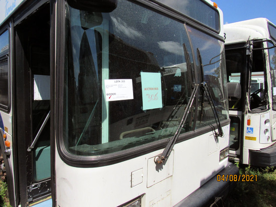 2003 Gillig 40 Foot Transit Bus
