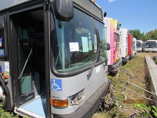 2003 Gillig 40 Foot Transit Bus