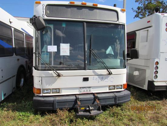 2005 NABI 40 Foot Transit Bus