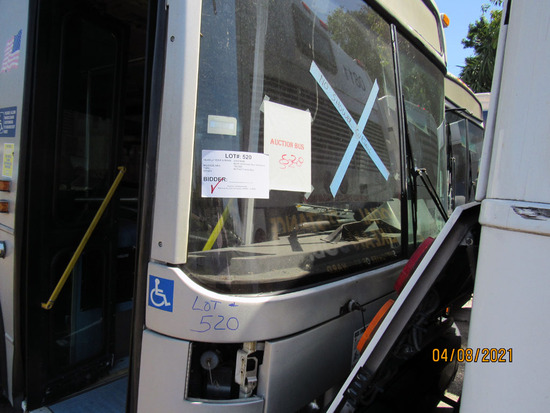 2005 NABI 40 Foot Transit Bus