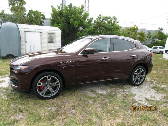 2017 Maserati Levante Luxury