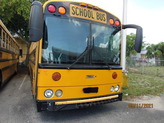 2002 Thomas School Bus (Saf-T-Liner)