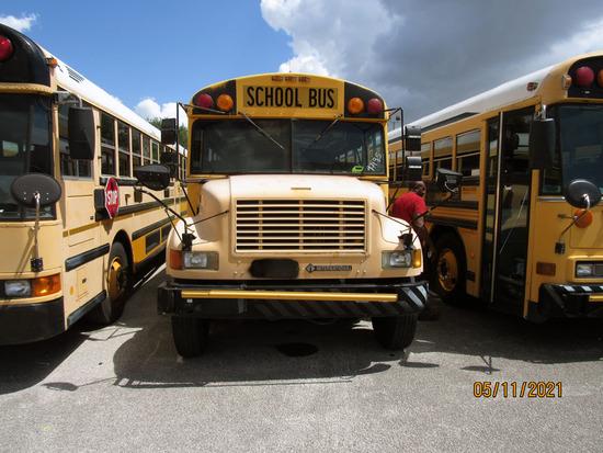 1997 International School Bus