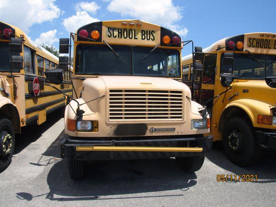 1997 International Harvester School Bus