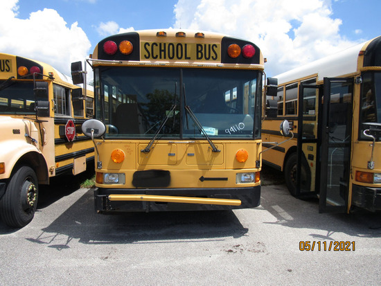 1999 Amtran School Bus